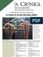 Nueva_Crónica_085 - La Justicia al servicio del poder político