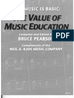 Pearson Value Mused