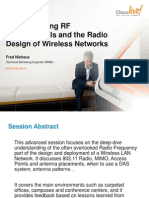 Understanding RF Fundamentals and the Radio Design of Wireless Networks