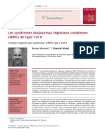 Syndromes Dlreux Regionaux Complexes