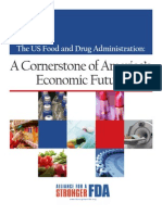 FDA Cornerstone of American Economy Final