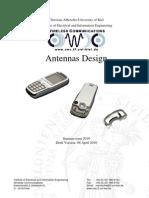 Antenna-Design Lecture 2009-04-23