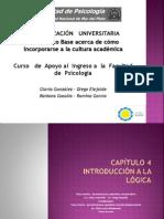 Clase.13112010.Cap.4.Introd.logica