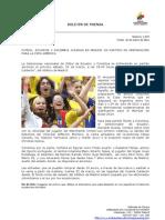 Fútbol Ecuador y Colombia jugarán en Madrid un partido de preparación para la Copa América. Foto75y76