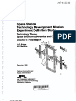 Space Station Technology Development Mission Experiment Definition Study,Briggs,1986
