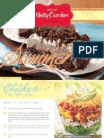 Best of Betty Crocker 2011 Cookbook