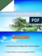 Gangnam Bogeumjari Housing Project