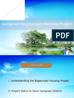 Gangnam Bogeumjari Housing Project