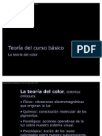 11 teoría del color