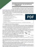quimica  particulas elementales