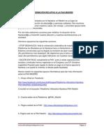 Documento General Afectados