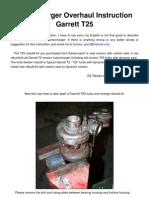 T25 Turbo Instruction