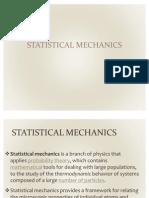 Fundamental Postulates of Statistical Mechanics