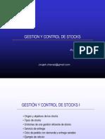 Gestion y Control de Stocks