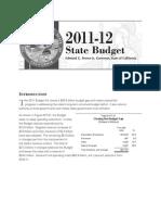 State Budget Summary