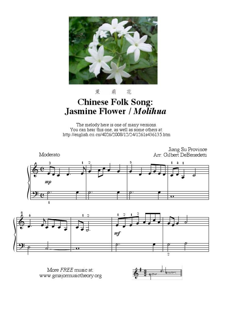 3 Chinese Folk Song