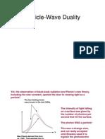 Quantum mechanics course Introductory Concepts Slides