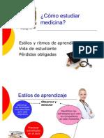 Cómo estudiar medicina
