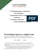Quantum mechanics course microsoftpowerpoint-harmonicoscillator-motioninamagneticfield