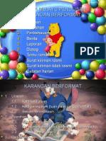Format Karangan