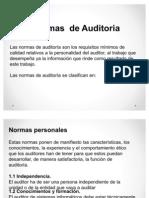 Normas de auditoria2