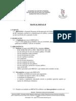 Manual Refaz II