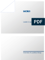 2010 03 01 - Luxottica Group Corporate Presentation
