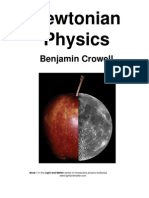 Newtonian Physics (Crowell, Benjamin) (Physics Textbook - 2000)