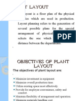 Plant Layout PPT