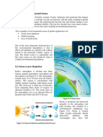 1.4.1,2 Global Environmental Issues