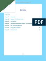 Disaster Management English