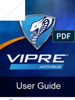 Vipre Antivirus User Guide
