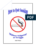 How to Quit Smoking eBook