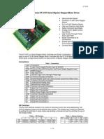 KT-5197 Serial Bipolar Driver Manual