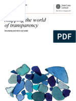 Real Estate Transparency Index 2010, Jones Lang LaSalle