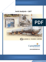 Stock Analysis-L&T Special Report by Capital Height