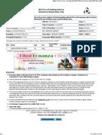 Raghwendra Ticket