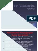 Industri Dan Perekonomian Global