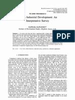 India's Development