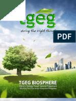 1.0 Tgeg Company Information
