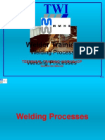 Welding Process and Consumable