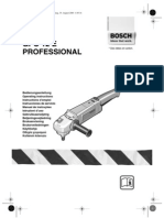 Gpo 12 e Professional Manual