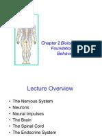 Huffman Chap 2 PP.ppt Biological Basis