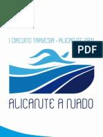 Alicante a Nado 2011 · Travesía Urbanova