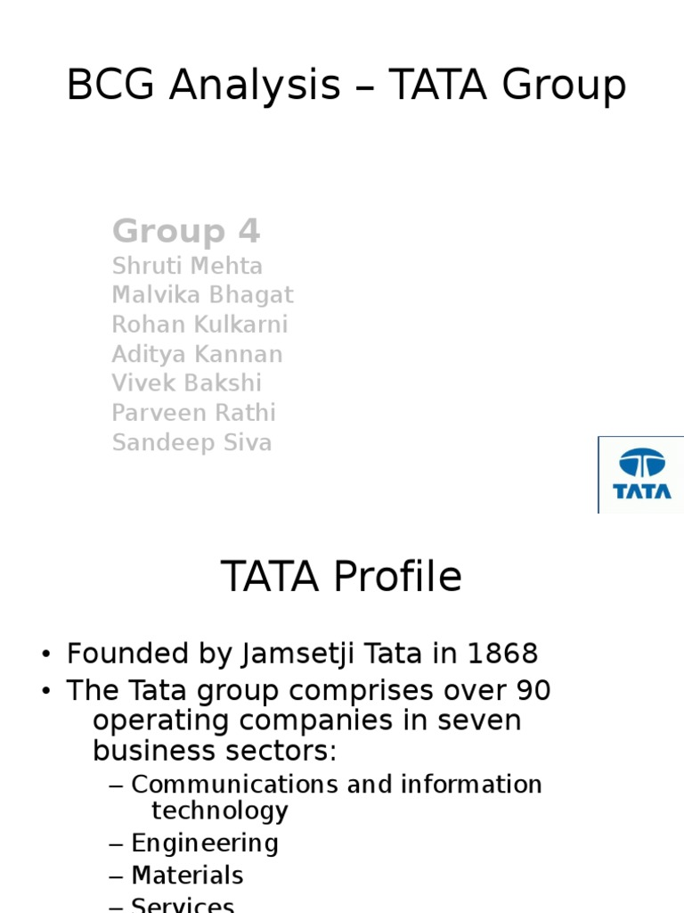 culture of tata company A bribery allegation from one of india's most respected and well-known business leaders has triggered the usual rounds of pontificating and hand-wringing but few likely solutions from the country's politicians tata group chairman ratan tata revealed on monday that he did not enter the airline.