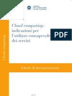 Garante Cloud
