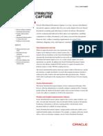 Distributed Document Capture Datasheet