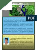 Boletin de Noticias No.3  de la Asociacion Amigos de Santay_Ginebra-Marzo-Junio2011
