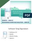 Aplikasi Mobile Chatting Menggunakan J2ME Dan Mysql