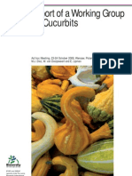 1441_Report on a Working Group on Cucurbits